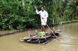 印度洪水持續