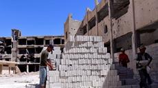 敘利亞:重建校園