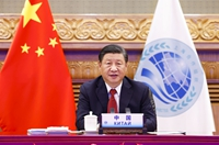 習近平出席上海合作組織成員國元首理事會第二十一次會議並發表重要講話