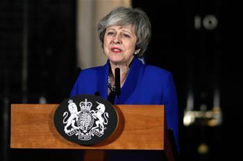 英國議會下院否決對政府的不信任動議