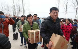 一男找回家 全村谢恩人 - wangxiaochun1942 - 不争春