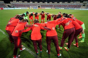 女足亞洲杯:中國隊無緣決賽