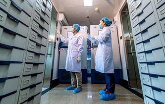 探訪中科院武漢病毒研究所微生物菌毒種保藏中心
