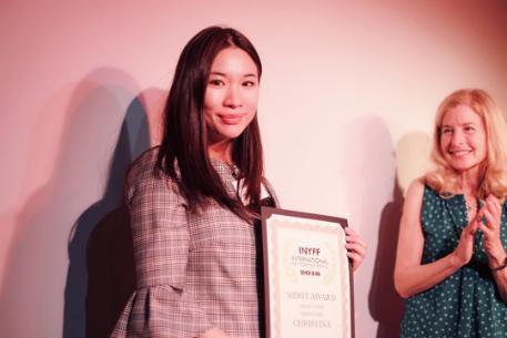 華人青年導演獲紐約國際電影節兩項獎項