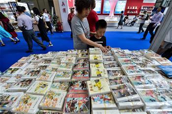 第28屆全國圖書交易博覽會在深圳開幕 展銷圖書23萬余種
