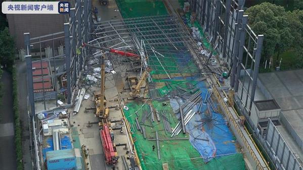 成都地铁17号线在建工地发生坍塌事故 目前14名伤者病情稳定