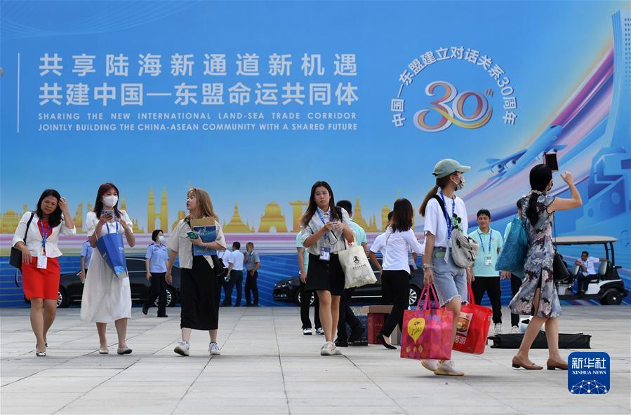 (新华全媒头条・图文互动)(17)十八岁的见证――从东博会看中国―东盟合作之变