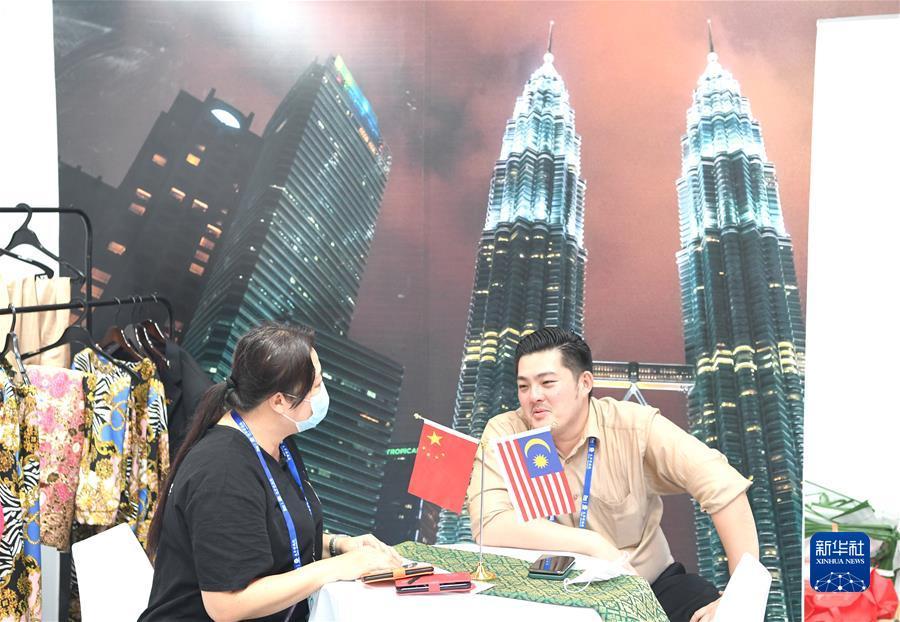 (新华全媒头条・图文互动)(12)十八岁的见证――从东博会看中国―东盟合作之变