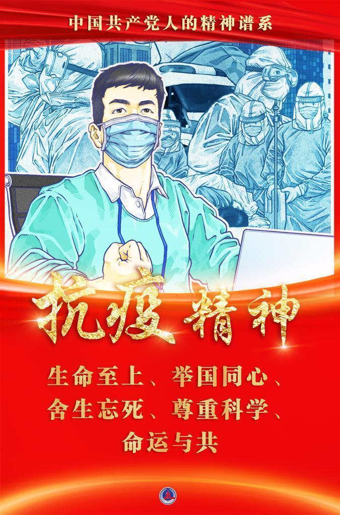 奋斗百年路 启航新征程・中国共产党人的精神谱系丨生