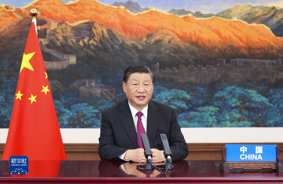 习近平在第六届东方经济论坛全会开幕式上的致辞(全文)