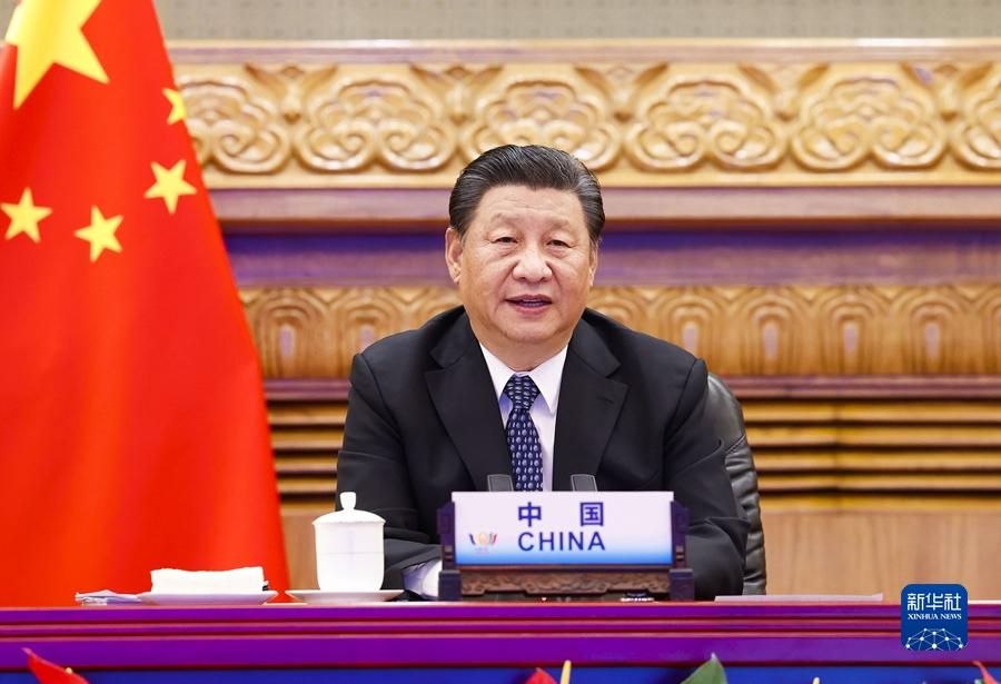 习近平出席金砖国家领导人第十三次会晤并发表重要讲话