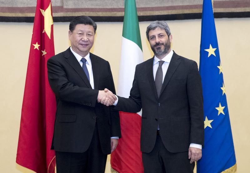 习近平主席和中国共产党人的人民情怀