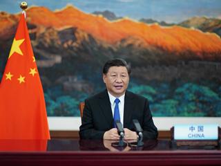 習近平在聯合國大會紀念北京世界婦女大會25周年高級別會議上的講話