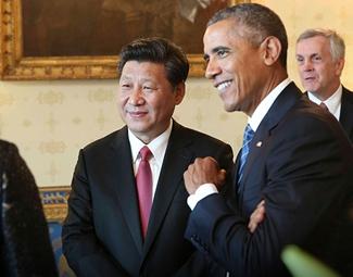 習近平與奧巴馬歷次會晤都談了啥?