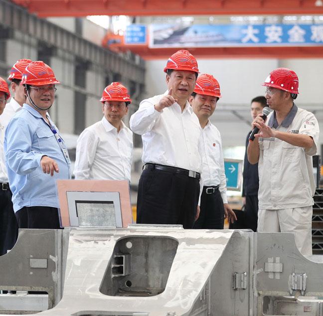 """""""平語""""近人——中國制造如何轉型升級,習近平這樣説"""