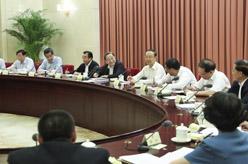 全國政協召開雙周協商座談會 俞正聲主持