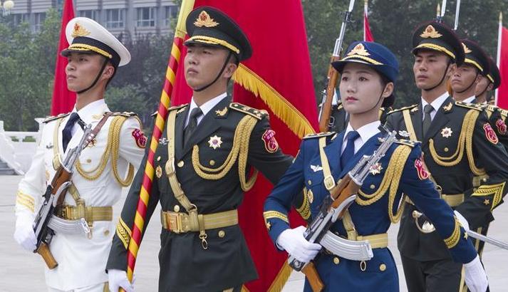 慶祝中國人民解放軍建軍90周年