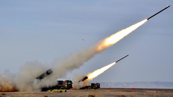 第一種遠程火箭炮:晴天霹靂撼長空