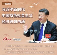 一圖讀懂習近平新時代中國特色社會主義經濟思想內涵