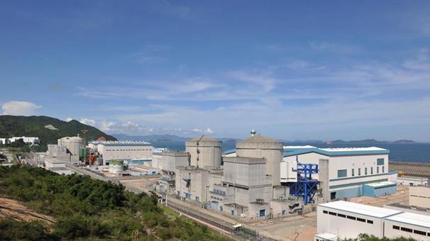 岭澳核电站1号机组安全运行天数创新纪录