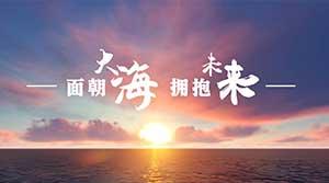 面朝大海,擁抱未來