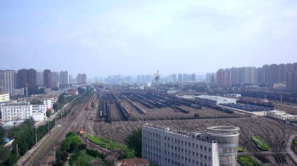 亞洲最大貨車編組站是怎麼煉成的?