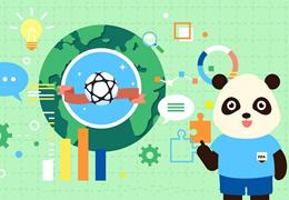 中國足協和新華網體育聯手打造短視頻IP,借熊貓動畫傳播足球知識