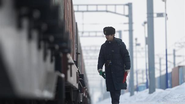 國門下的鐵路衛士