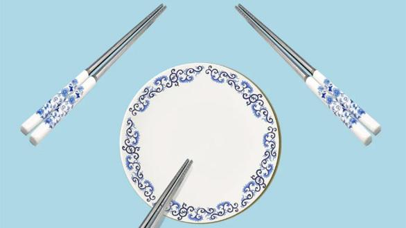 公勺公筷 科學分餐