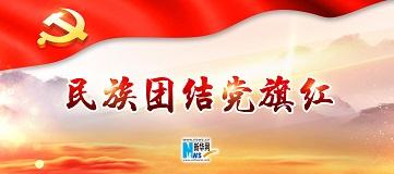 民族團結黨旗紅
