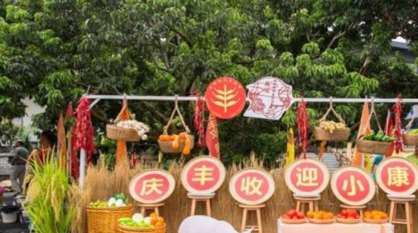 廣東慶祝中國農民豐收節方案出爐 地市活動亮點紛呈