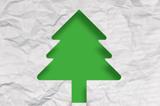 少一張紙 多一片綠
