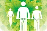 綠色出行 健康自然
