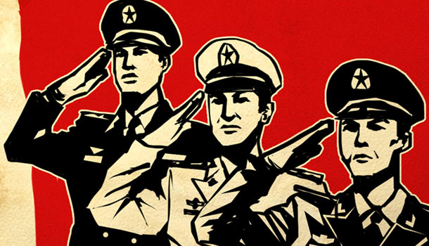 熱烈慶祝中國人民解放軍建軍八十六周年
