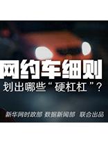 """一圖讀懂:京滬網約車新規劃出哪些""""硬杠杠""""?"""