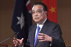 李克強出席澳大利亞總理特恩布爾舉行的歡迎宴會並致辭