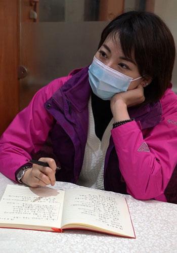 """经济日报社马维维:我在""""北极""""做记者"""