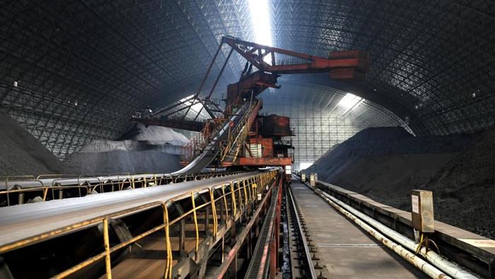 新華全媒+ | 從地下600米,到燃燒1000攝氏度——電煤的供應之旅
