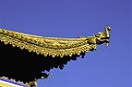 為什麼我國古代宮殿建築的屋頂都有翹曲的飛檐