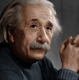 愛因斯坦:神秘是藝術和科學的源泉