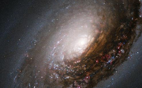 季向東:暗物質的探尋之路
