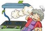專家提醒冬季注意防范一氧化碳中毒