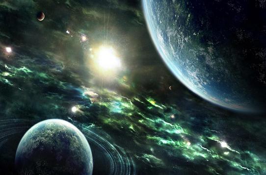 """科普:銀河係中央並非恒星""""養老院"""""""