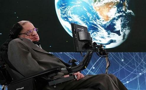 3月14日,76歲霍金去世于愛因斯坦生日