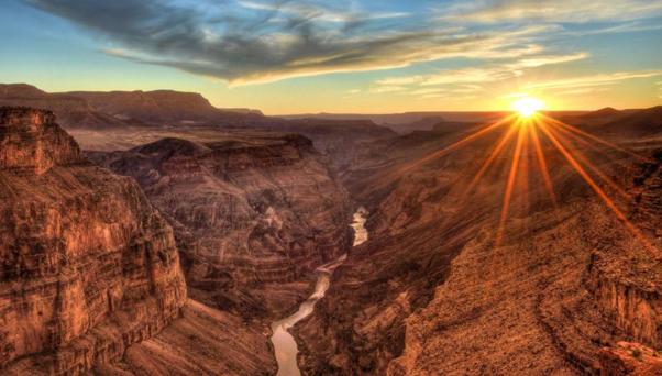 地質學史的教科書——科羅拉多大峽谷