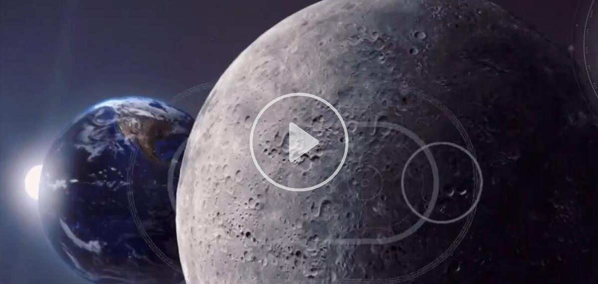 大国重器:中国登月为什么要在拉格朗日点架中继星鹊桥?