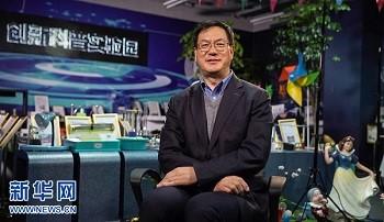 王中林:我不會享受生活?科研就是我的生活
