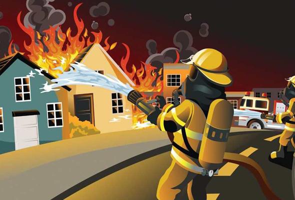 消防安全小课堂