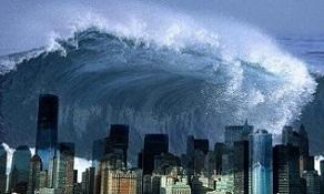 随时可以拉响的海啸预警