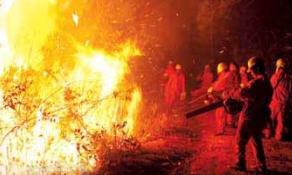 秋季火灾预防小贴士